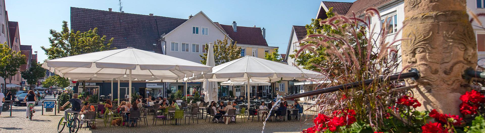 Marktplatz Metzingen