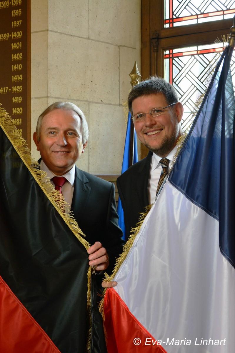 Deutsch-französische Freundschaft  2014
