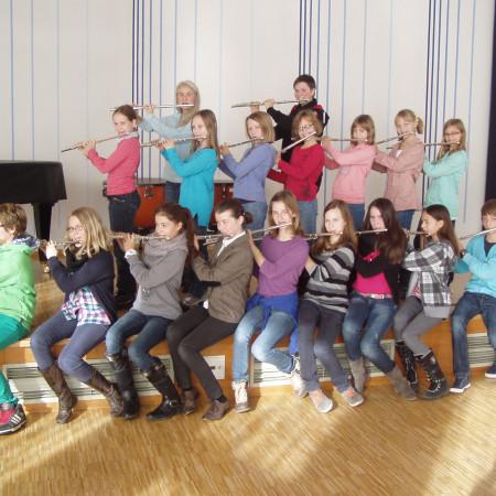 Musikschüler der Musikschule Metzingen