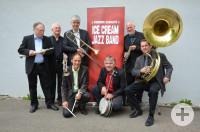 Frederic Rabolds Icecream Jazzband