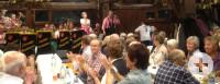 Sieben  Keltern Fest in der Festkelter