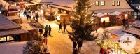 Weihnachtsdorf auf dem Kelternplatz