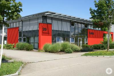 Firmengebäude Linz GmbH