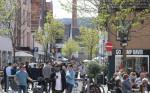 Shoppen in der Innenstadt