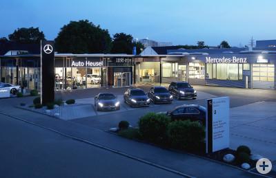 Gebäude Auto Heusel GmbH & Co. KG