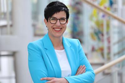Bürgermeisterin Carmen Haberstroh