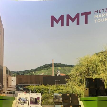MMT Metzingen auf der CMT