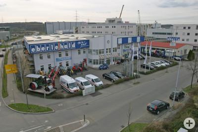 Standort Metzingen