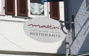 Mattinis Logo