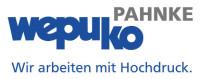 Logo mit Slogan