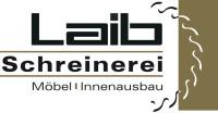 Logo mit Säge gold