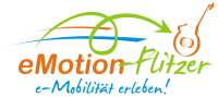 Logo der eMotion-Flitzer