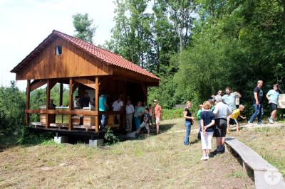 Lehrbienenstand Sommerfest