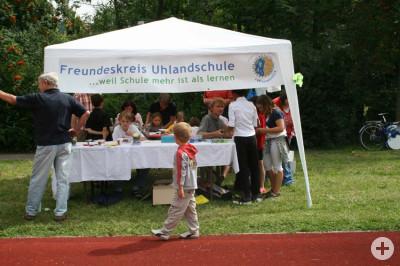 Dorf- und Kinderfest: wir sind dabei