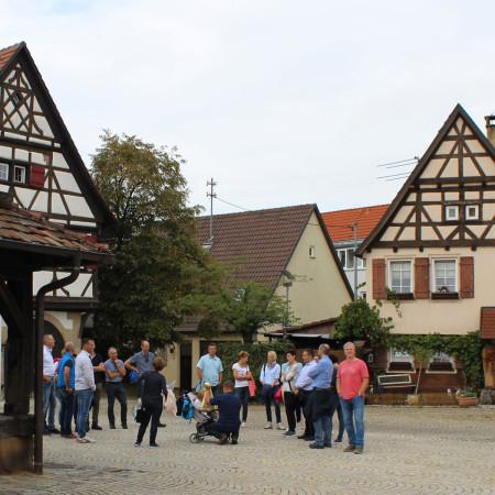 Stadtführung in Metzingen