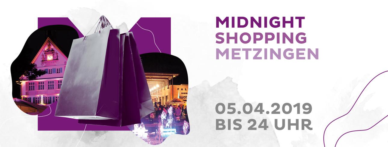 Midnight Shopping April 2019