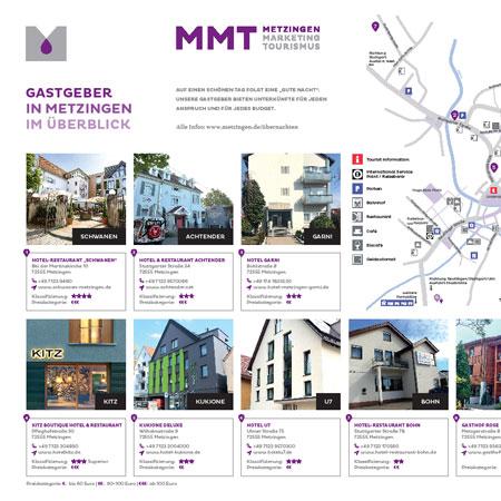 Gastgeber in Metzingen