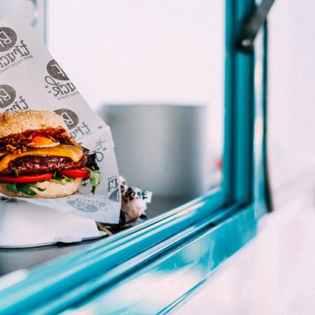 Burger zum Mitnehmen