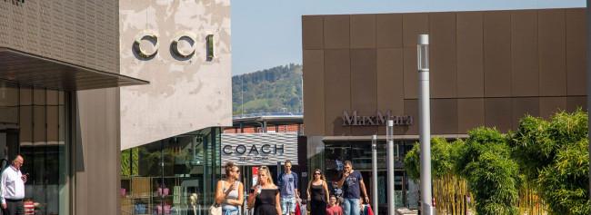 Einkaufen in Metzingen