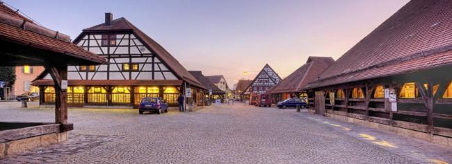 Keltern-Platz in Metzingen