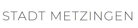 Website-Logo der Stadt Metzingen