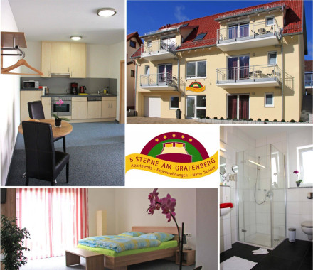 Collage - Apartments